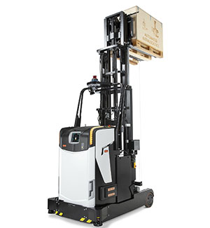 automated pallet handling