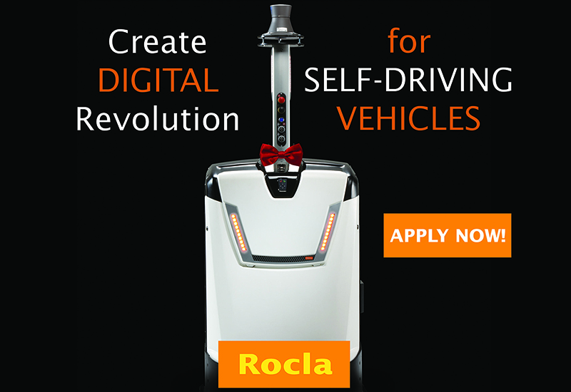 Open positions at Rocla AGV Solutions