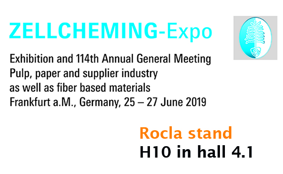 Visit Rocla AGV Solutions at ZELL CHEMING-Expo and learn about automated solutions for paper and pulp industry